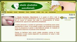studiodentisticomacchiarulo.it