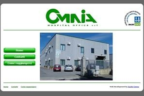 Sito web www.omniahospital.it