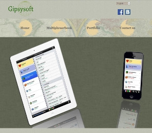 Sito web www.gipsysoft.it