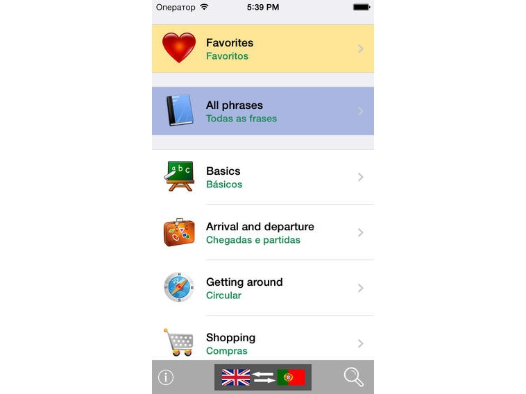 Language Translator apps for iOS